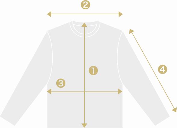 shirts size